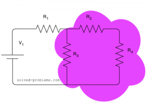 voltage divider - Thevenin equivalent required