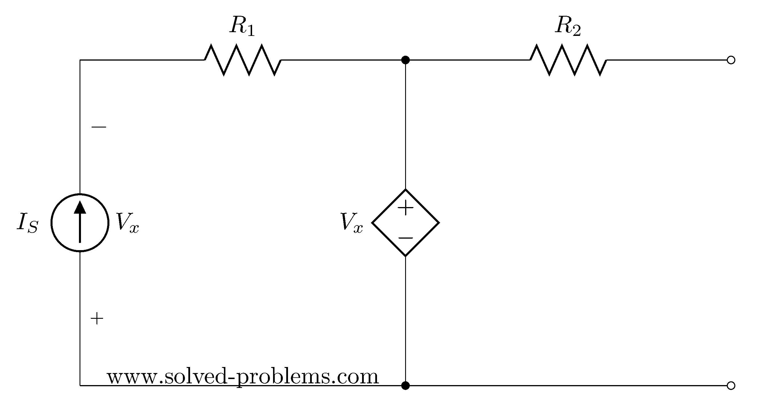 Solved Problems A Source Of Free Alternating Current Circuits 1254 1