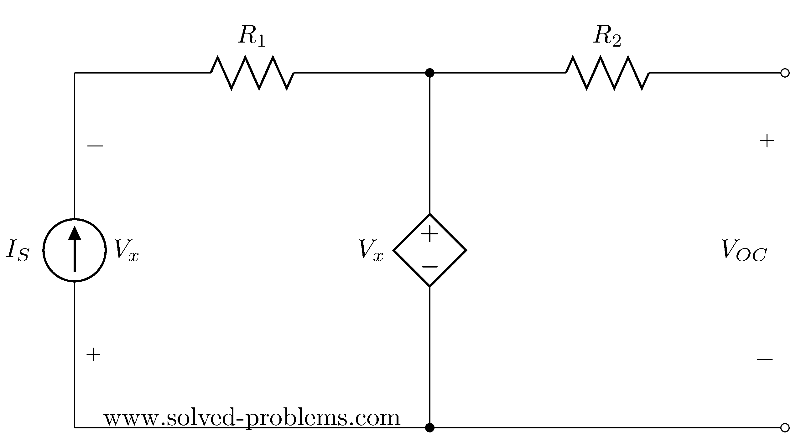 Look Like Open Circuits While Inductors Look Like Short Circuits