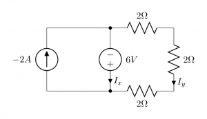 Electrical Circuit Contest #1