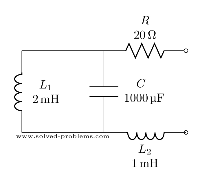 find equivalent impedance - ac steady state analysis