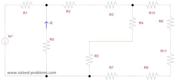 Problem 1-7 - Circuit Reduction