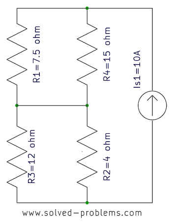 Resistive Circuits - Circuit Reduction Method